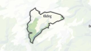 Karte / Kliding