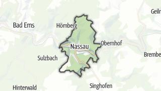 Cartina / Nassau