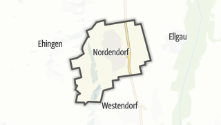 Karte / Nordendorf