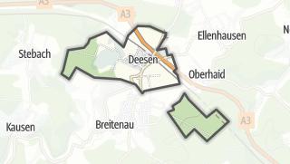 Mapa / Deesen