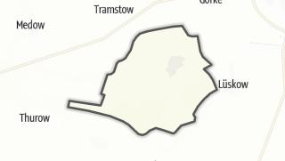 Cartina / Blesewitz