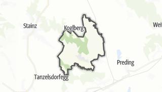 מפה / Stainztal