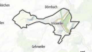 Cartina / Imsweiler