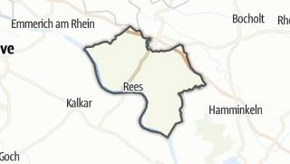 מפה / Rees