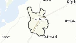 מפה / Neubukow