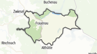 Cartina / Frauenau