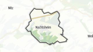 Cartina / Nachtsheim