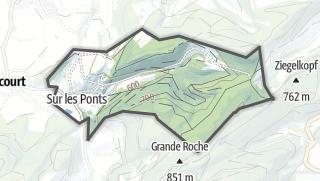 מפה / Pleujouse