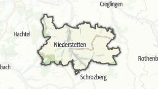Cartina / Niederstetten