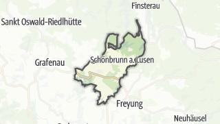 Carte / Hohenau