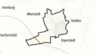 Carte / Schraplau