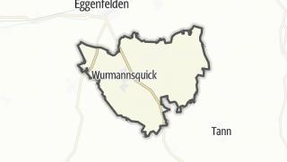地图 / Wurmannsquick