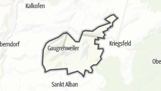 Cartina / Gaugrehweiler
