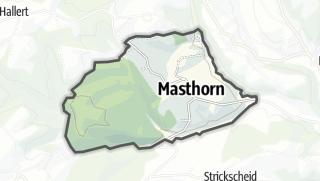 Karte / Masthorn