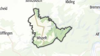 Mapa / Hontheim