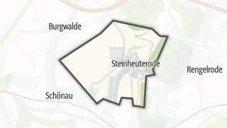 Map / Steinheuterode