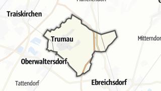 Mapa / Trumau