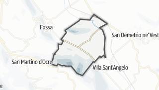 Carte / Sant'Eusanio Forconese