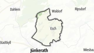 Karte / Esch