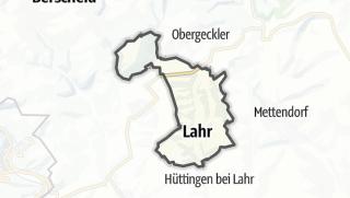 地图 / Lahr