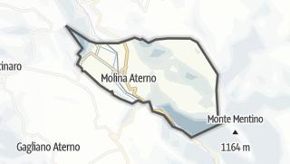 Carte / Molina Aterno