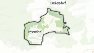 Carte / Rosendorf