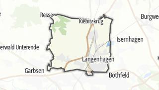Karte / Langenhagen