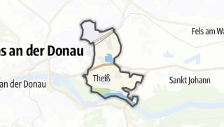 מפה / Gedersdorf