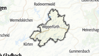 Carte / Wipperfuerth
