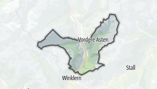 Karte / Mörtschach