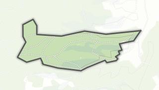 Karte / Augsburg, gemeindefreies Gebiet