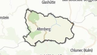 מפה / Altenberg