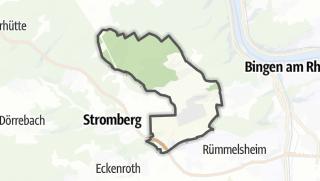 Cartina / Waldalgesheim