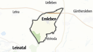 Cartina / Emleben