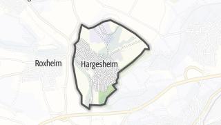 Karte / Hargesheim