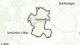 Carte / Hammelburg