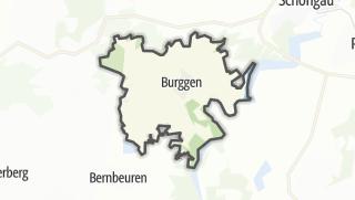 Karte / Burggen