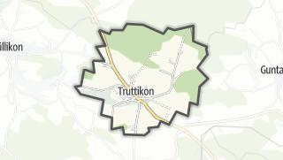Kart / Truttikon