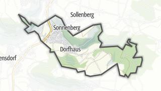 Cartina / Weißenohe