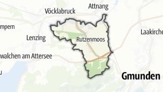 Mapa / Regau