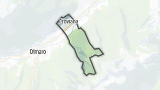 Karte / Croviana