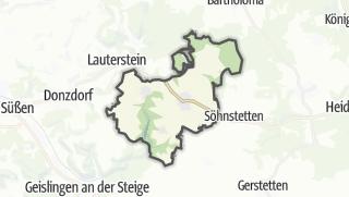 Karte / Böhmenkirch