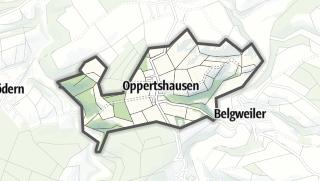 Mapa / Oppertshausen