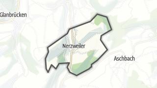 מפה / Nerzweiler