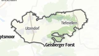 Carte / Litzendorf