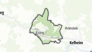 Mapa / Essing