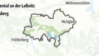 מפה / Unterbergla