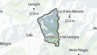 Kartta / Cavargna