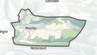 Mapa / Movelier