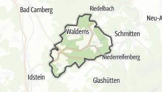 Cartina / Waldems